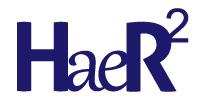 HaeR² Logo